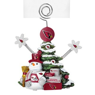 Arizona Cardinals Cast Porcelain Tree Photo Holder