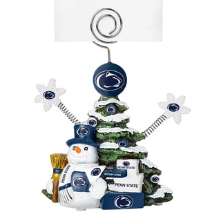Penn State Nittany Lions Cast Porcelain Tree Photo Holder