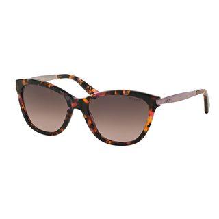 Ralph by Ralph Lauren Women's RA5201 Pink Plastic Cat Eye Sunglasses