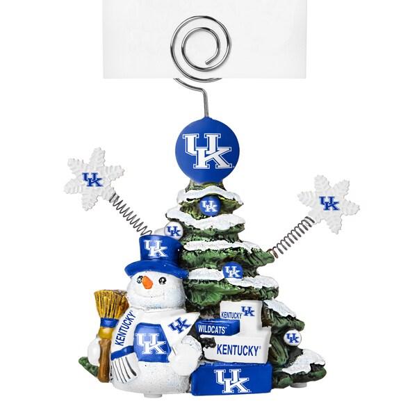 Kentucky Wildcats Cast Porcelain Tree Photo Holder