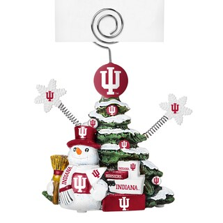 Indiana Hoosiers Cast Porcelain Tree Photo Holder