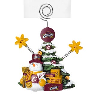 Cleveland Cavaliers Cast Porcelain Tree Photo Holder
