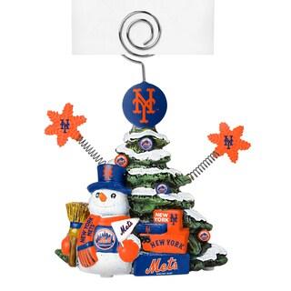 New York Mets Cast Porcelain Tree Photo Holder