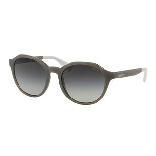Ralph by Ralph Lauren Women's RA5193 Grey Plastic Phantos Sunglasses