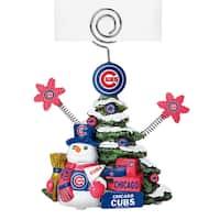 Chicago Cubs Cast Porcelain Tree Photo Holder