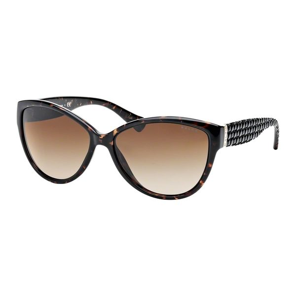 f5b8211f7482 Shop Ralph by Ralph Lauren Women's RA5176 Tortoise Plastic Cat Eye  Sunglasses - Free Shipping Today - Overstock - 10857537