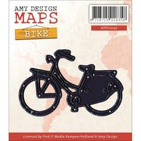 Find It Trading Amy Design Map Die-Bike