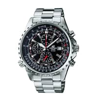 Casio Men's Edifice Stainless Steel Chronograph Watch