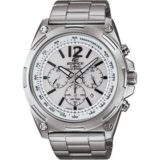 Casio Men's EFR-545BD-7BVCF Edifice Tough Solar Stainless Steel Watch