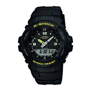 Casio Unisex G-100-9CMCR G-Shock Black Watch