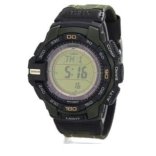 Casio Men's PRG-270B-3CR PRO TREK Aviator Watch