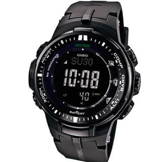 "Casio Men's PRW-3000-1ACR ""Protrek"" Sport Watch|https://ak1.ostkcdn.com/images/products/10857793/P17897034.jpg?impolicy=medium"