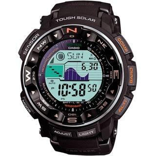 Casio Men's PRW-2500R-1CR Pro-Trek Tough Solar Digital Sport Watch|https://ak1.ostkcdn.com/images/products/10857805/P17897038.jpg?impolicy=medium