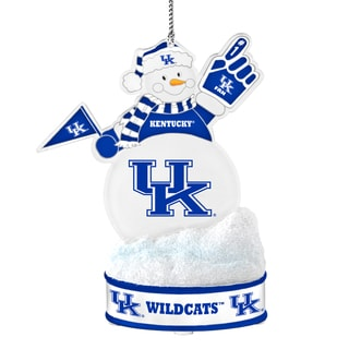 Kentucky Wildcats LED Snowman Ornament
