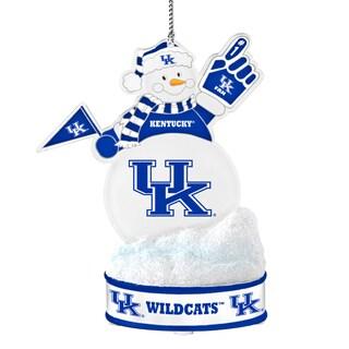 Kentucky Wildcats LED Snowman Ornament