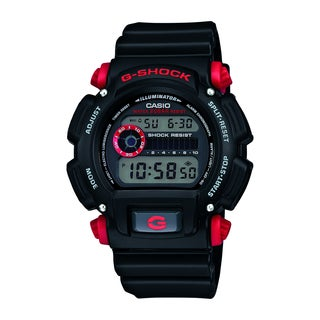 "Casio Men's DW9052-1C4 ""G-Shock"" Multi-Function Digital Watch"
