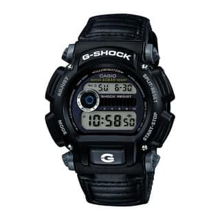 Casio Men's DW-9052V-1CR G-Shock Digital Quartz Canvas Strap Grey Watch https://ak1.ostkcdn.com/images/products/10857887/P17897108.jpg?impolicy=medium