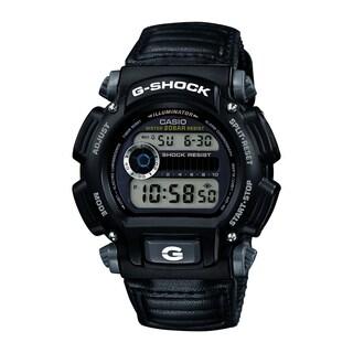 Casio Men's DW-9052V-1CR G-Shock Digital Quartz Canvas Strap Grey Watch