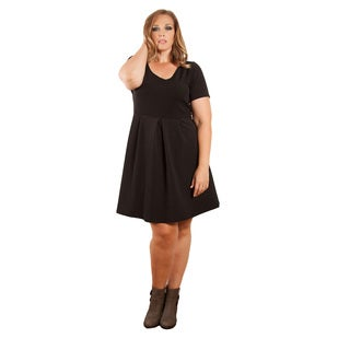 Sealed with a Kiss Women's Plus Size 'Joyce' Dress