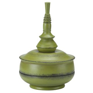 Bombay Outdoors Small Celery Balinese Finial|https://ak1.ostkcdn.com/images/products/10858114/P17897248.jpg?impolicy=medium