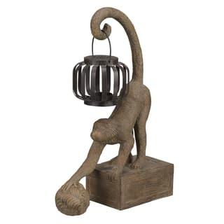 Bombay® Outdoors Gibraltar Monkey Lantern|https://ak1.ostkcdn.com/images/products/10858115/P17897249.jpg?impolicy=medium