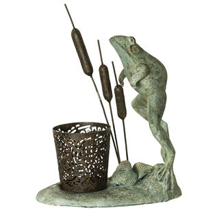 Bombay® Outdoors Leaping Frog Votive Candle Holder