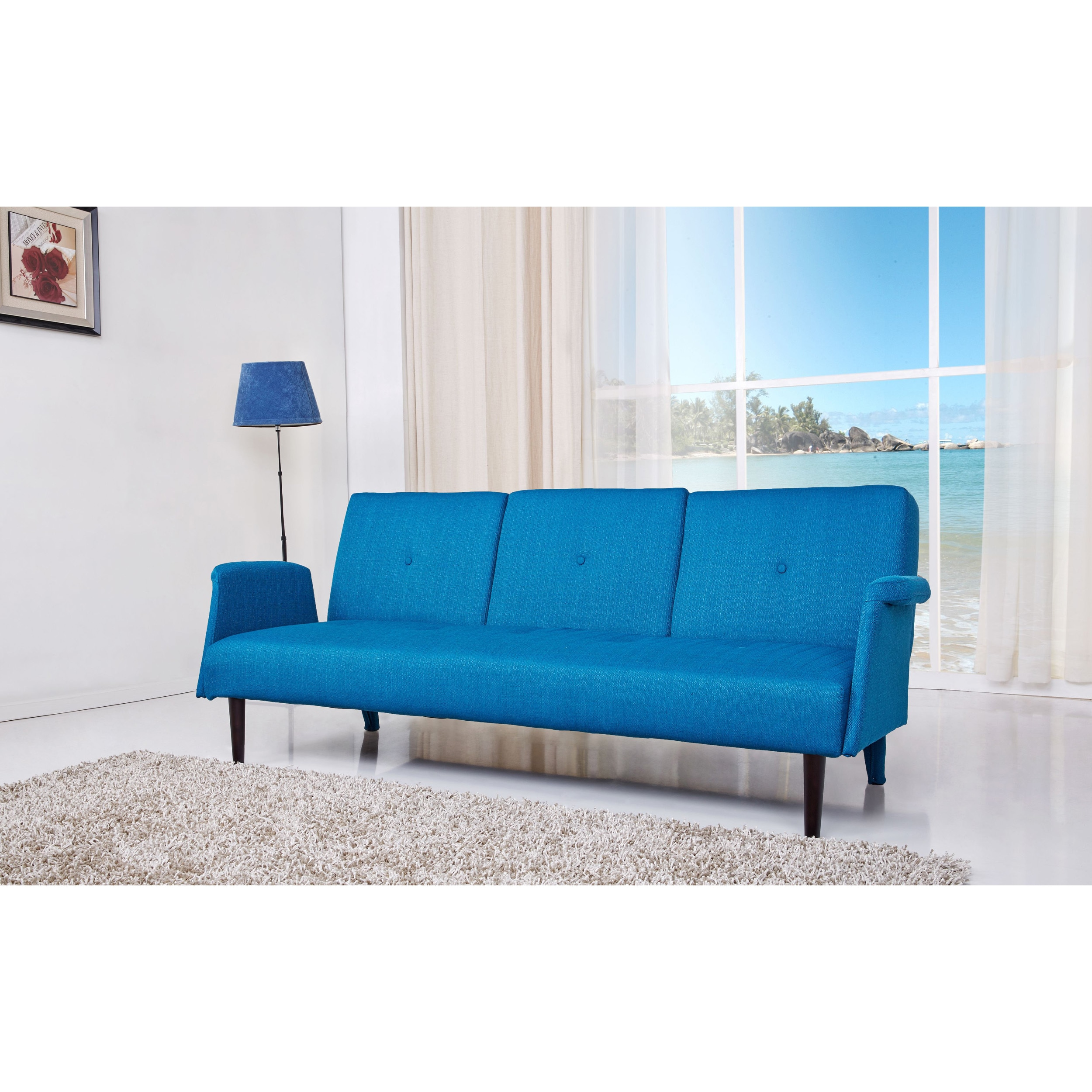 Convertible Sofa Bed Modern Convertible Sofa With Pullout