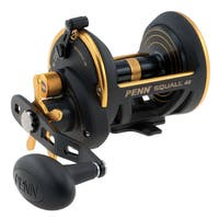 Penn Squall Star Drag Reel 40