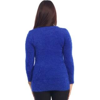 Ella Samani Women's Warm For the Season Sweater