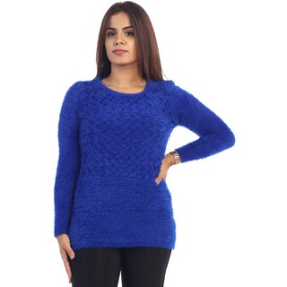 Ella Samani Women's Warm For the Season Sweater
