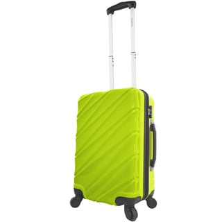 Mia Viaggi Italy Burano 20-inch Carry-on Hardside Spinner Upright Suitcase