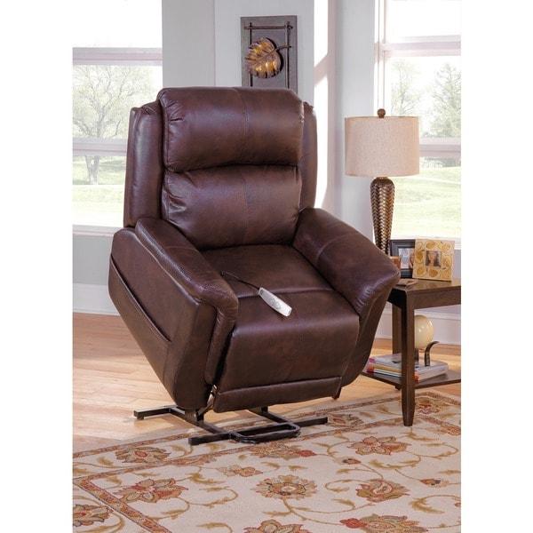 Shop Serta Comfort Lift Norwhich Reclining Chair Free