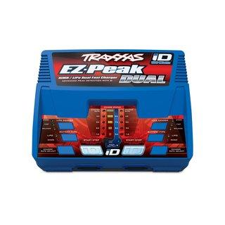 Traxxas EZ-Peak Plus 100-watt NiMH/ LiPo Dual Charger