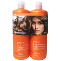 Wella Enrich 33.8-ounce Shampoo & Conditioner Duo for Fine Hair