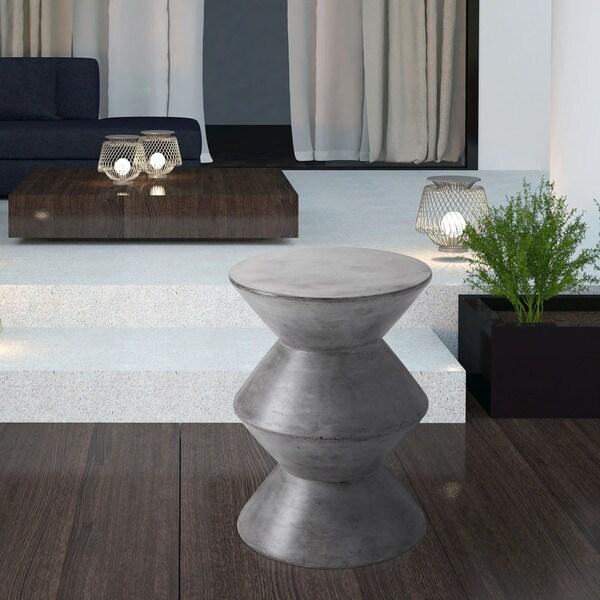 Sunpan Union Modern End Table