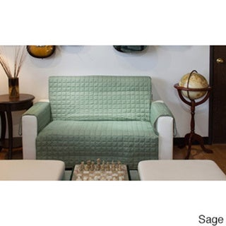Love Seat Furniture Protector With Elastic Strap