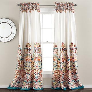 Link to The Curated Nomad Presidio Room Darkening Window Curtain Panel Pair Similar Items in Blackout Curtains