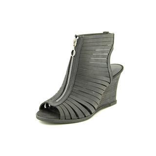 Denim & Supply Ralph Lauren Women's 'Starr' Leather Wedges Sandals