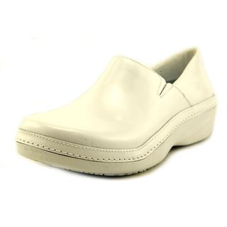 Timberland Pro Women's 'Professional Slip-on' Patent Leather Casual Shoes