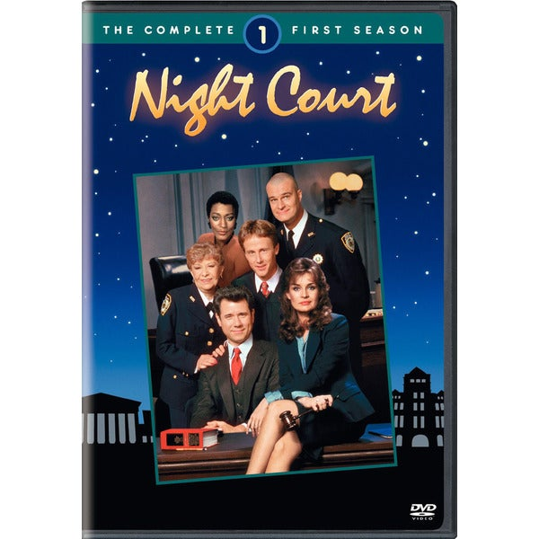 Night Court: The Complete First Season (DVD)