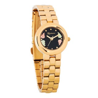 12k Black Hills Gold Women's Goldtone Watch
