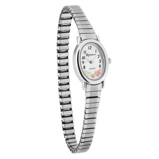 Black Hills Gold Women's Silvertone Watch