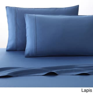 Fiesta 300 Thread Count Solid Color Cotton Sheet Sets