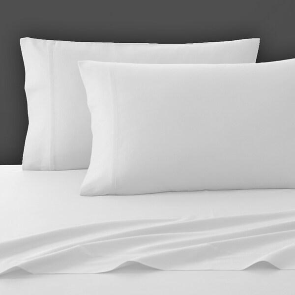 Genial Solid Color Pima Cotton Sheet Set