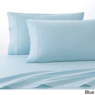 Solid Color Pima Cotton Sheet Set