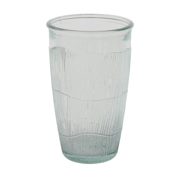French Home Set of 4, 10-ounce Ice Clear Birch Tumbler