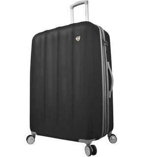 Mia Toro Italy Mezza Tasca 24-inch Expandable Hardside Spinner Upright Suitcase