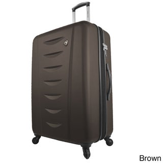 Mia Toro Italy Tasca Moderna 24-inch Expandable Hardside Spinner Upright Suitcase