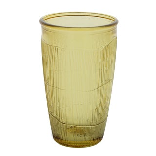 French Home 10-ounce Caramel Birch Tumbler (Set of 4)