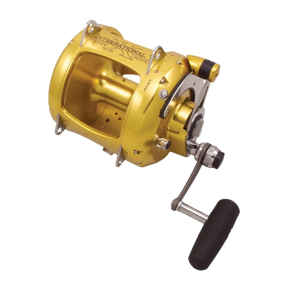 Penn International VSX Series Reels 130 VSX, 130 lb, 2 Speed
